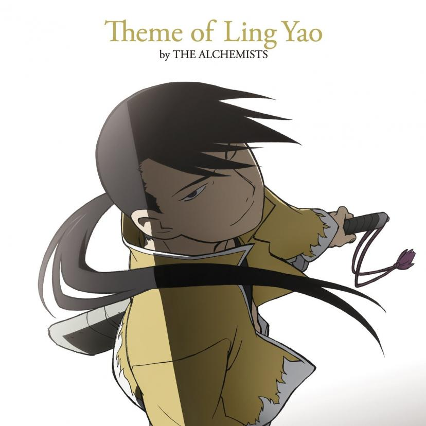 Theme of Ling Yao by THE ALCHEMISTS Single, Maxi