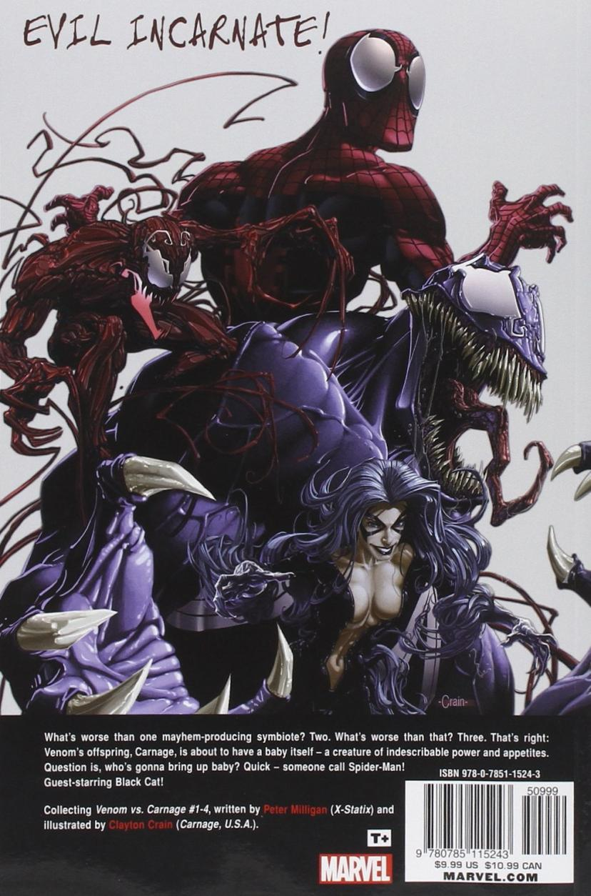 Venom Vs. Carnage (Spider-Man)
