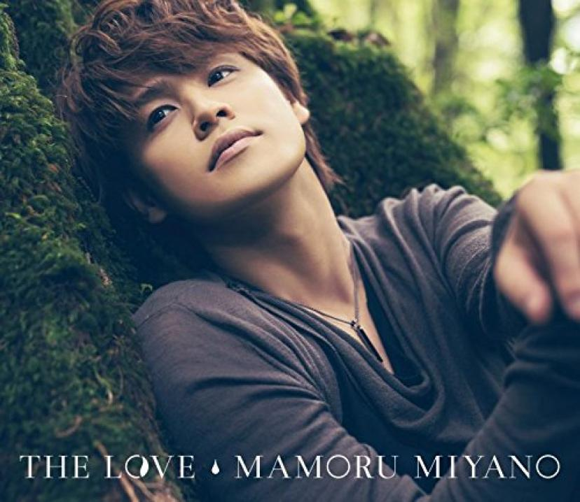 THE LOVE(初回限定盤)(BD付) CD+Blu-ray, Limited Edition