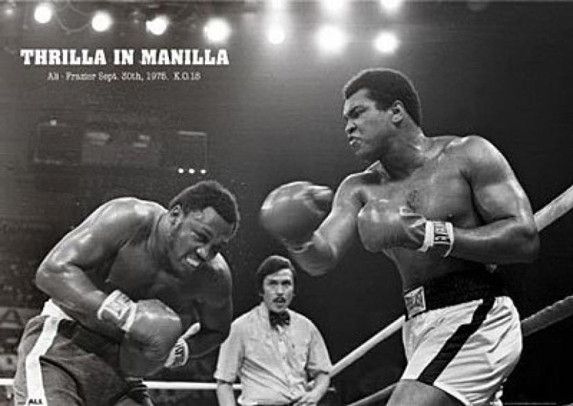 Thrilla in Manila(原題)