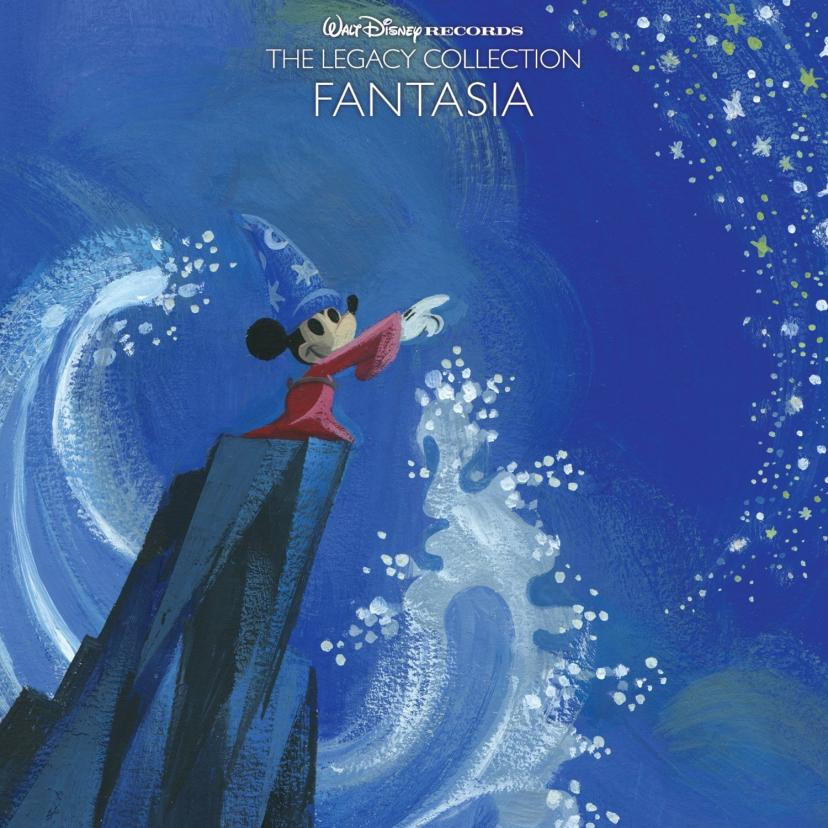The Legacy Collection: Fantasia Audio CD | 4 CD