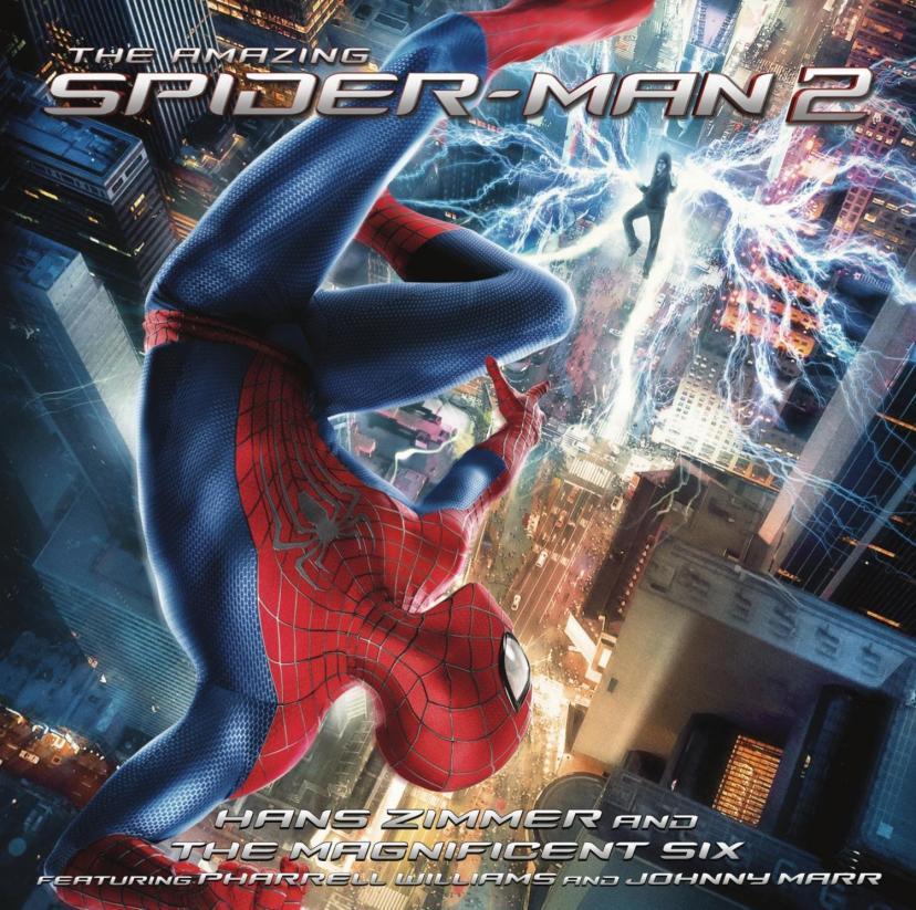 『アメイジング・スパイダーマン2』サウンドトラック