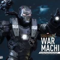 マーベル作品に登場するウォーマシン、アイアンマンとの関係やキャラクター性に迫る