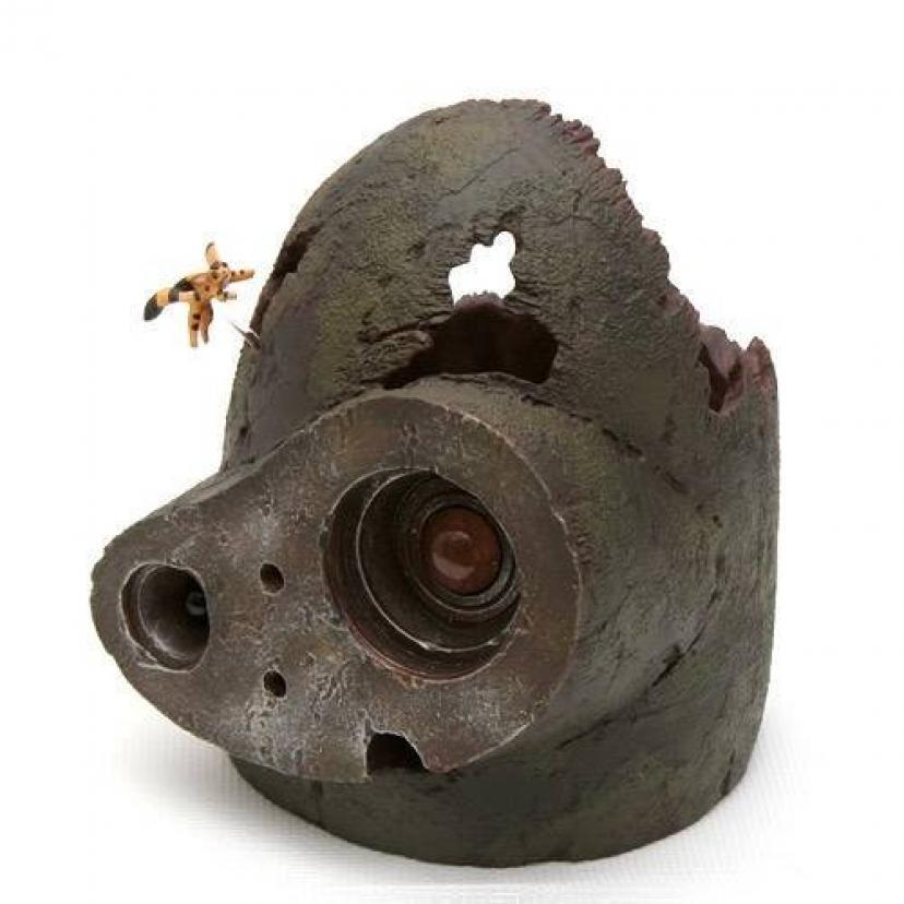 サカタのタネ-MAR142146-ジブリプランター-天空の城ラピュタ-ロボット兵の思い