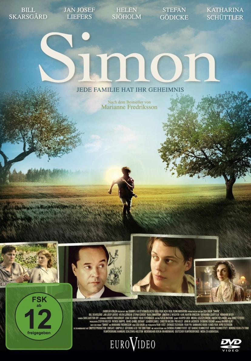 2011年『Simon och ekarna (原題)』