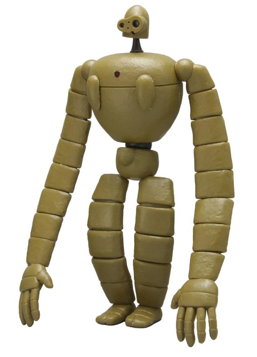 ファインモールド-天空の城ラピュタ-ロボット兵-園丁Ver-20スケールプラモデル