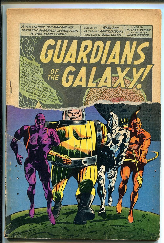 ガーディアンズ・オブ・ギャラクシー 1969