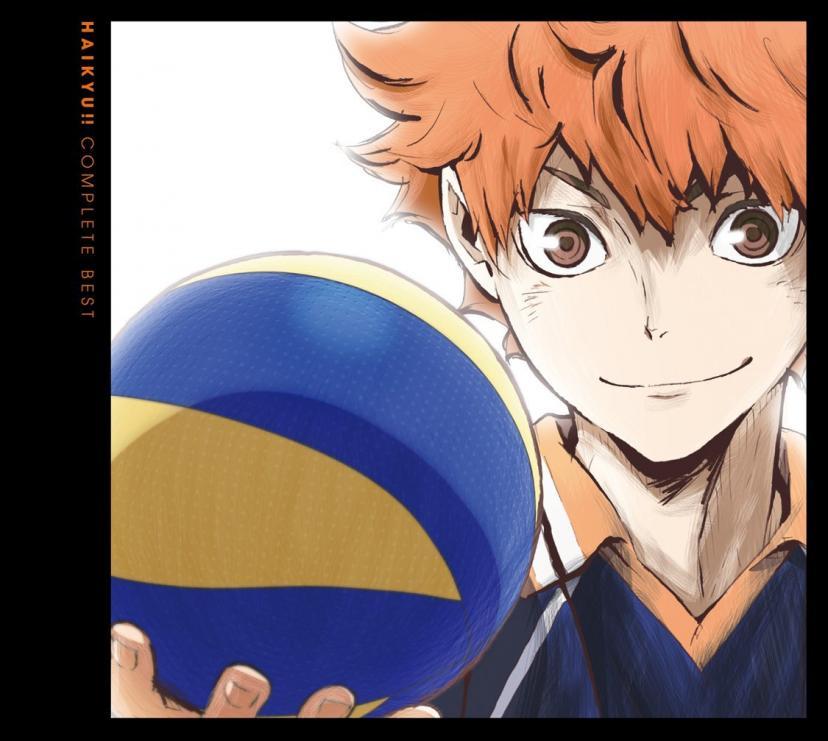 ハイキュー!! COMPLETE BEST(DVD付)