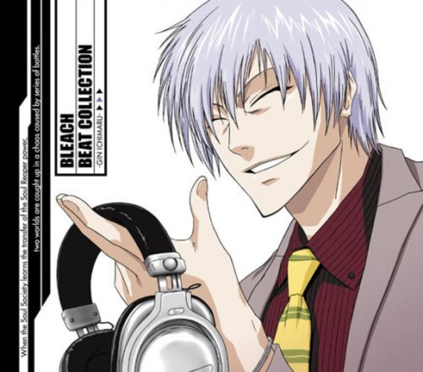 BLEACH BEAT COLLECTION <GIN ICHIMARU>