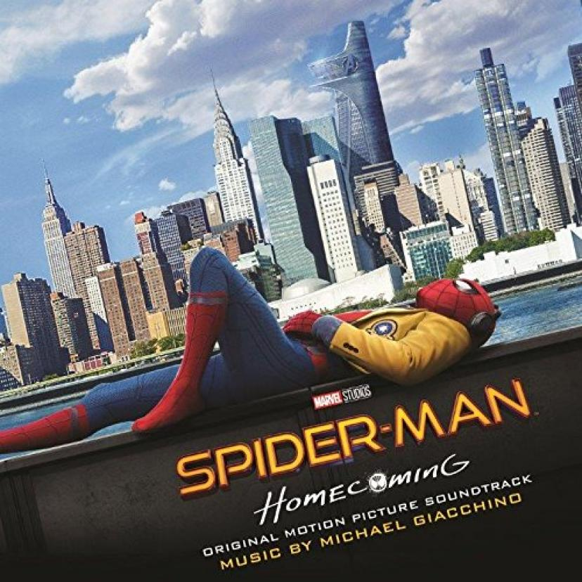 『スパイダーマン ホームカミング オリジナル・サウンドトラック』