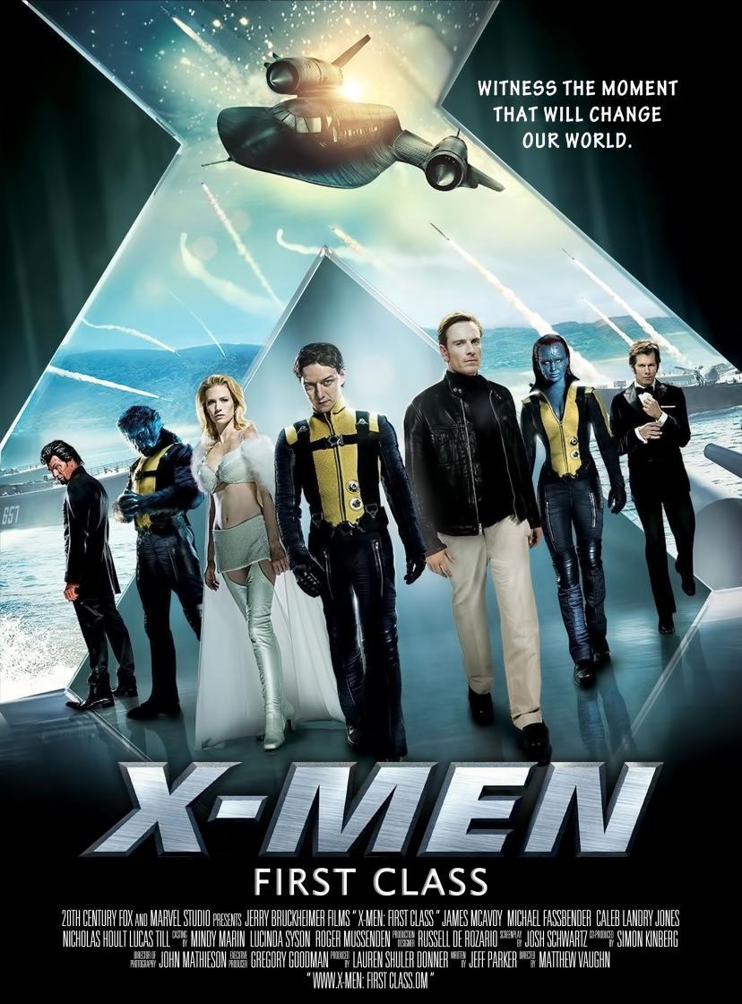 X-MEN ファーストジェネレーション
