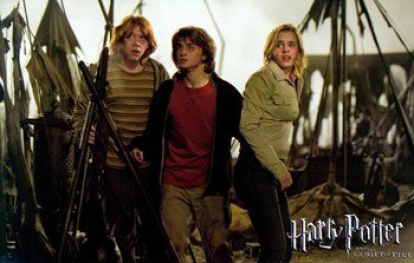 ハリー・ポッター 炎のゴブレット
