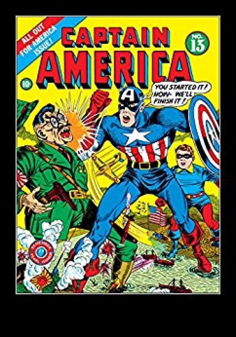 キャプテン・アメリカ 1941
