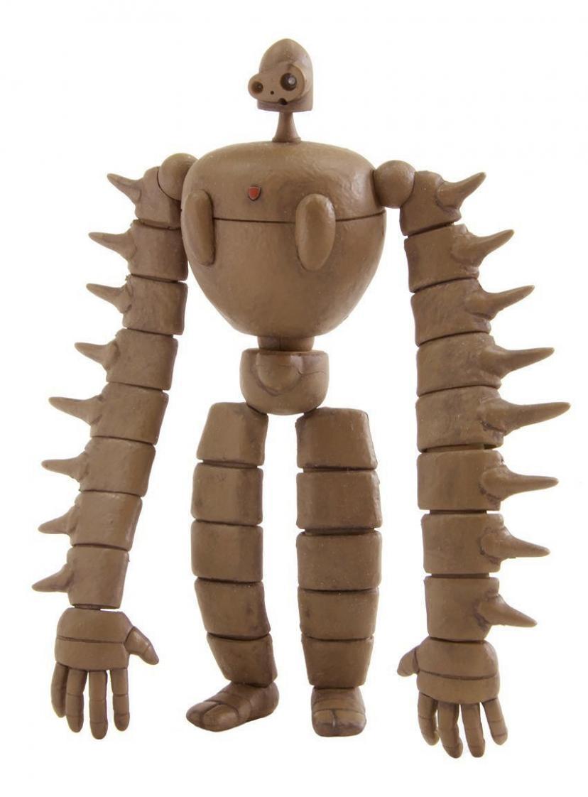 ファインモールド-天空の城ラピュタ-ロボット兵-戦闘Ver-20スケールプラモデル