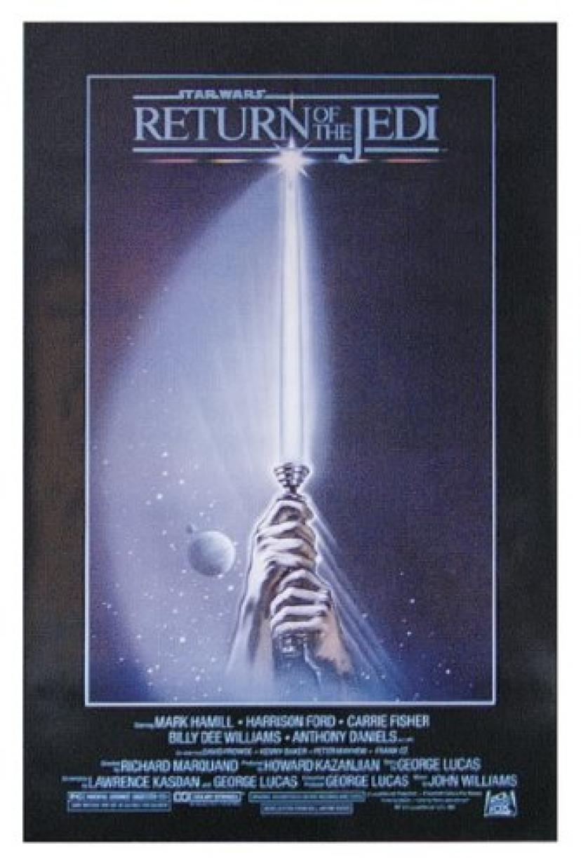 STAR WARS POSTER RETURN OF THE JEDI (68,5cm x 101,5cm)