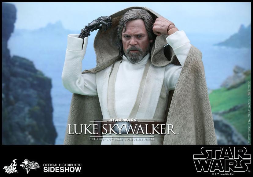 ルーク・スカイウォーカー『スター・ウォーズ/フォースの覚醒』