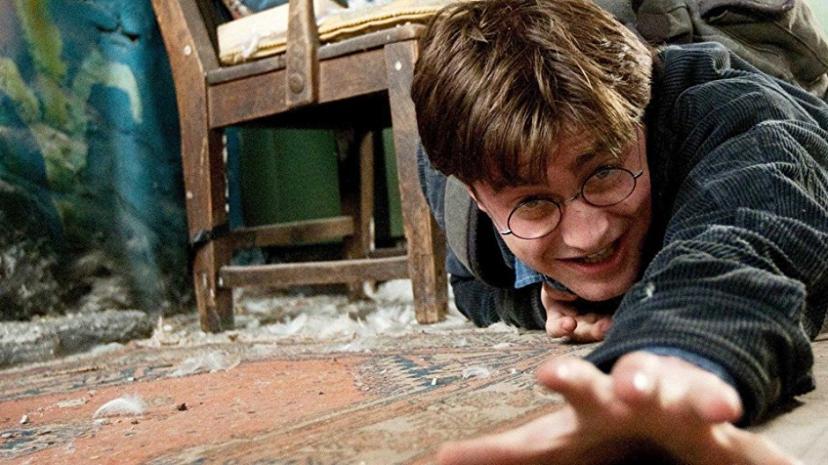 ハリーポッター 死の秘宝