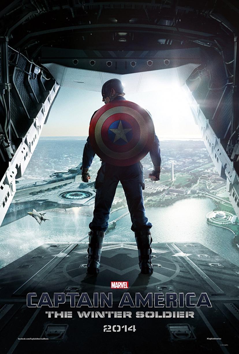 キャプテン・アメリカ ウィンターソルジャー