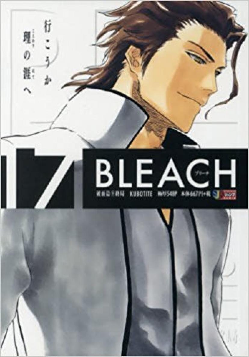 『BLEACH 17 破面篇9 終局』