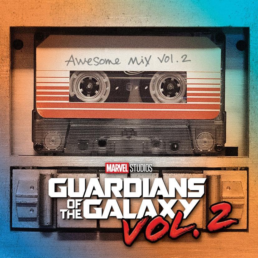 ガーディアンズオブギャラクシー: Awesome Mix Vol. 2