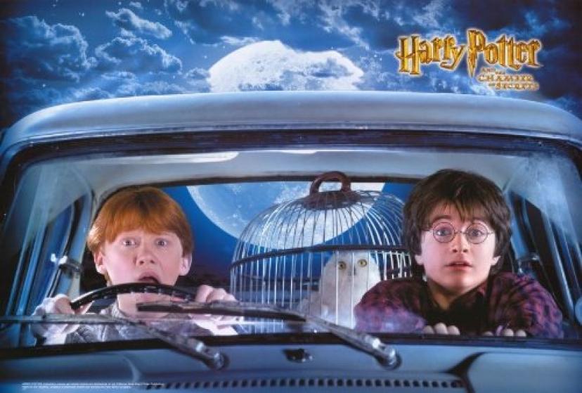 ハリー・ポッター 秘密の部屋