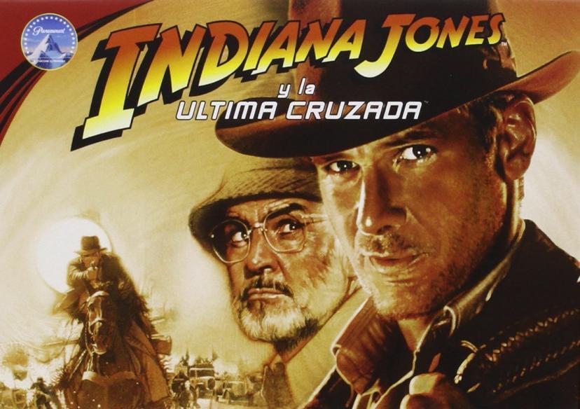 『インディ・ジョーンズ 最後の聖戦』