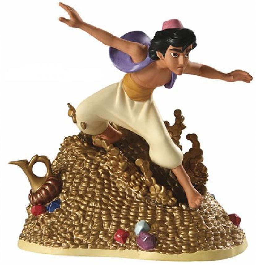 Walt-Disney-Classics-4012522-Aladdin-アラジン-ディズニーフィギュア-Walt