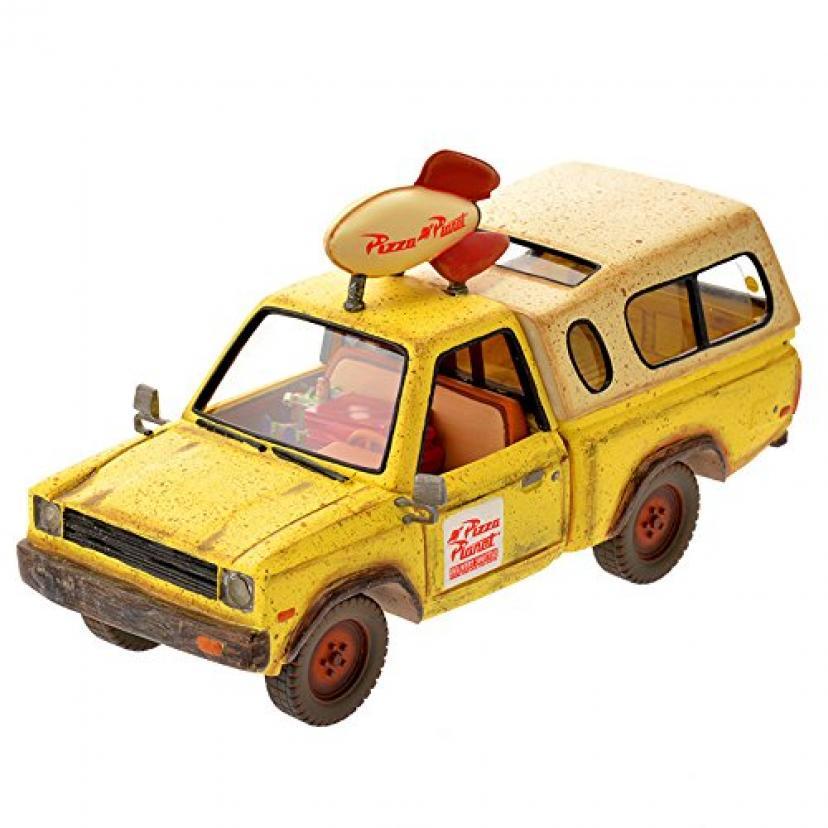 300台限定!! 『ピザ・プラネット・トラック』 フィギュア/フィギュアリン オブジェ トイ・ストーリー 【ディズニーストア/Disney Store】