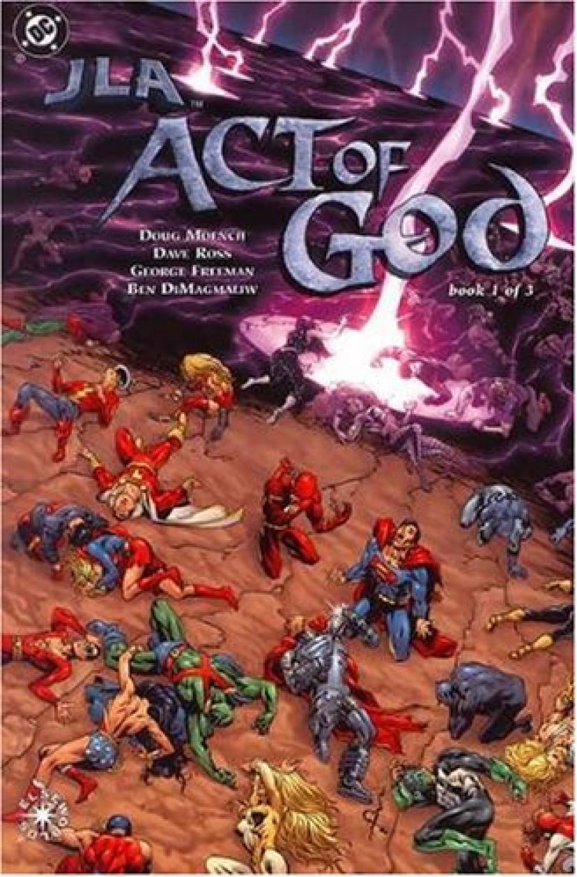 ジャスティス・リーグ act of god