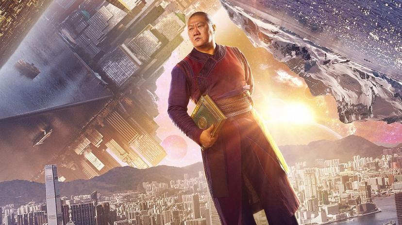 ベネディクト・ウォン『ドクター・ストレンジ』
