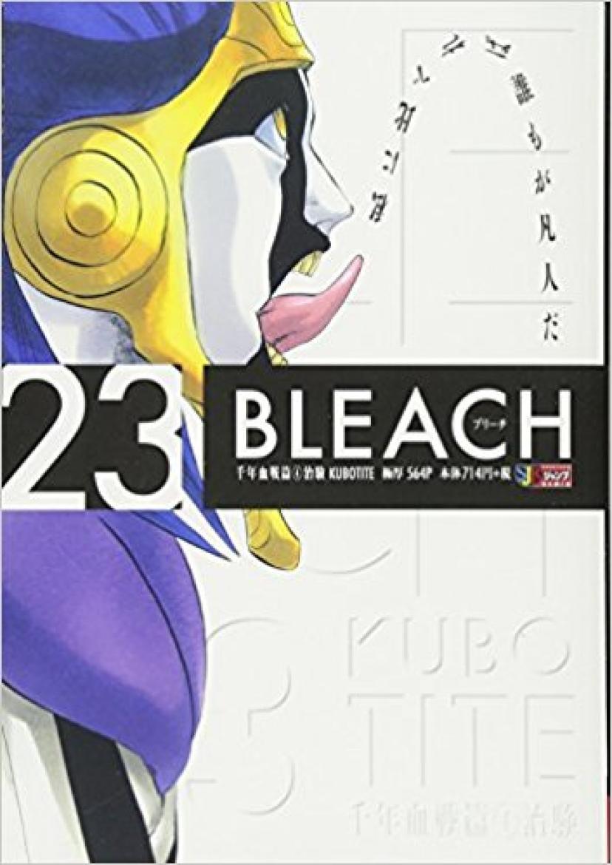 『BLEACH 23 千年血戦篇(4) 治験』