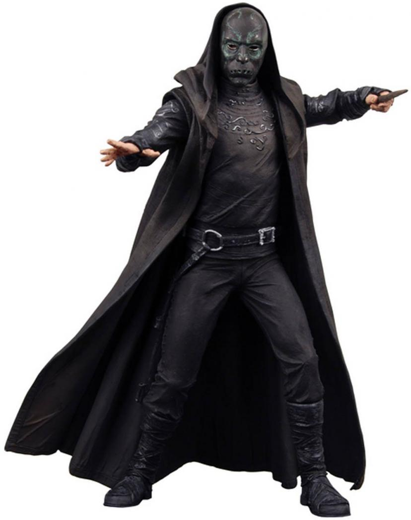 Harry Potter and the Order of the Phoenix NECA 7 Inch Series 2 Action Figure Death Eater [Black Mask]