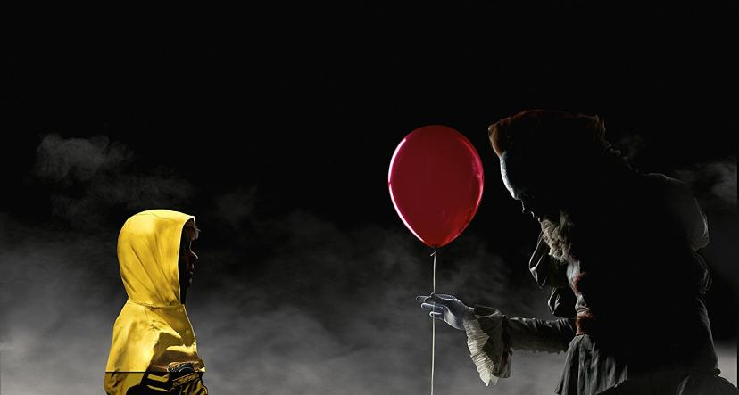 """It (2017) Movie Poster 24""""x36"""" Textless Style D"""