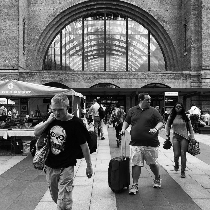 キングスクロス駅