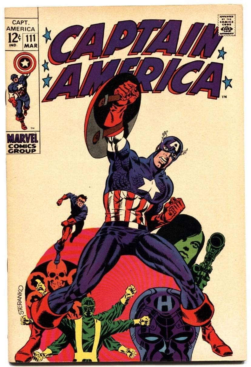 キャプテン・アメリカ