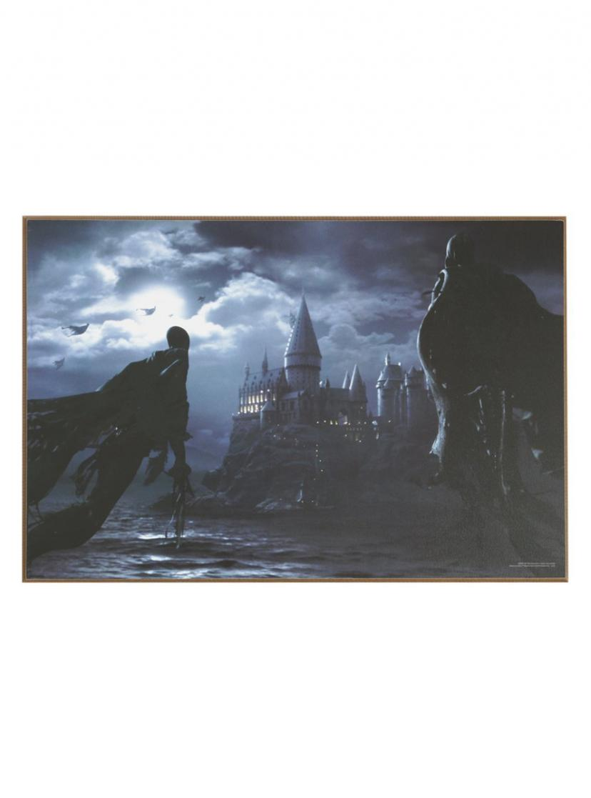 Harry Potter Hogwarts Dementors Hogwarts Wood Wall Art