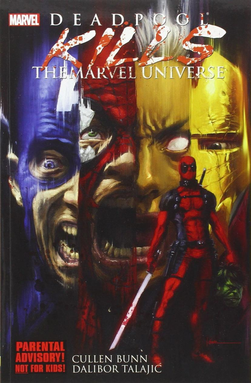 デッドプール Deadpool Kills the Marvel Universe
