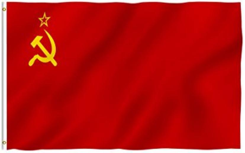 ソビエト連邦国旗