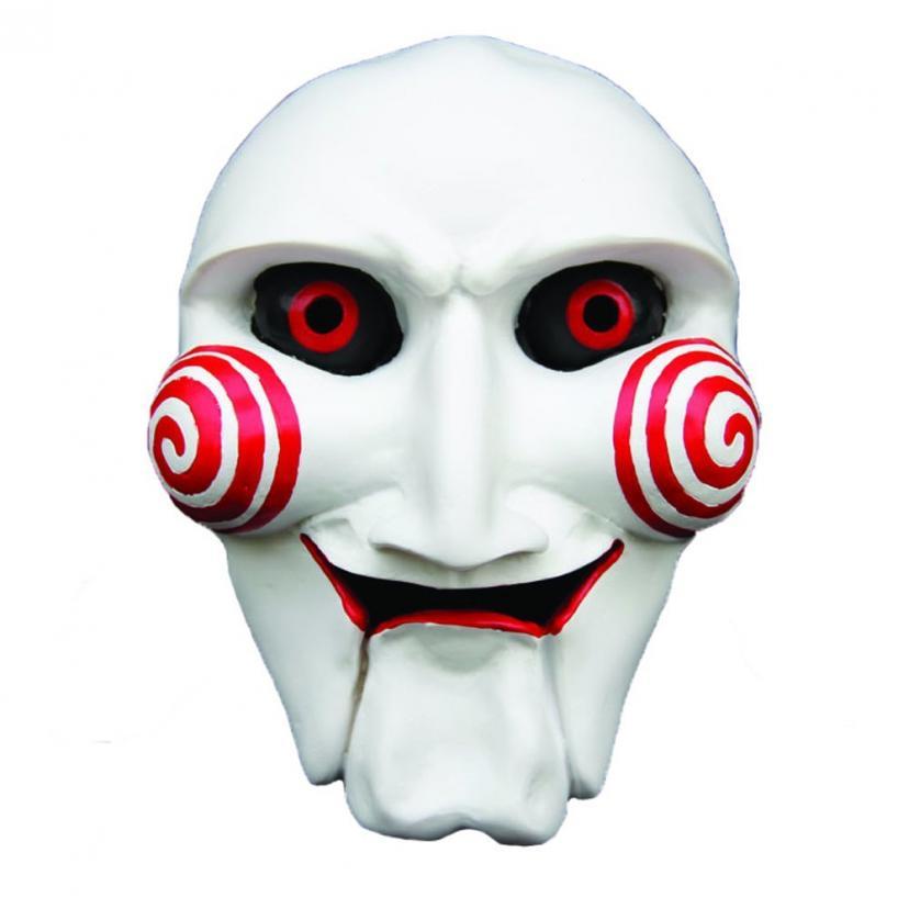 ハロウイン マスク ジグソウ・キラー コスプレ マスク 小道具 仮面 舞踏会 仮装 変装 パーティー