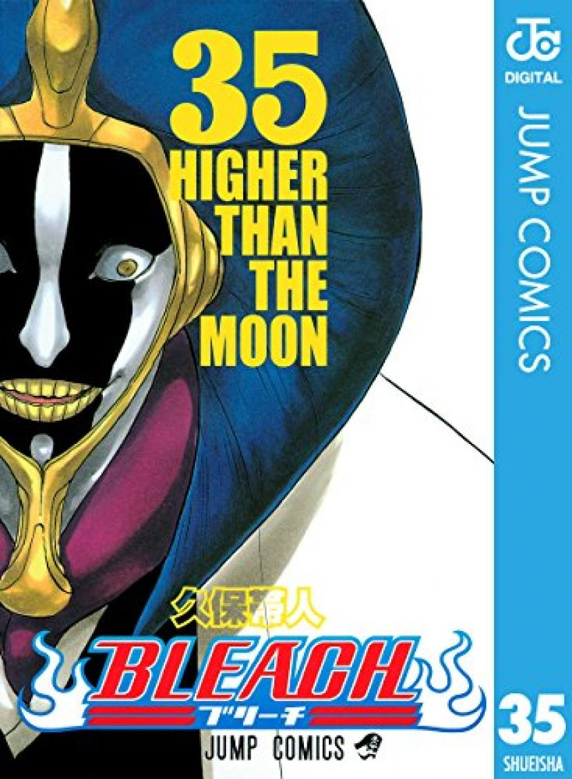 『BLEACH モノクロ版 35』