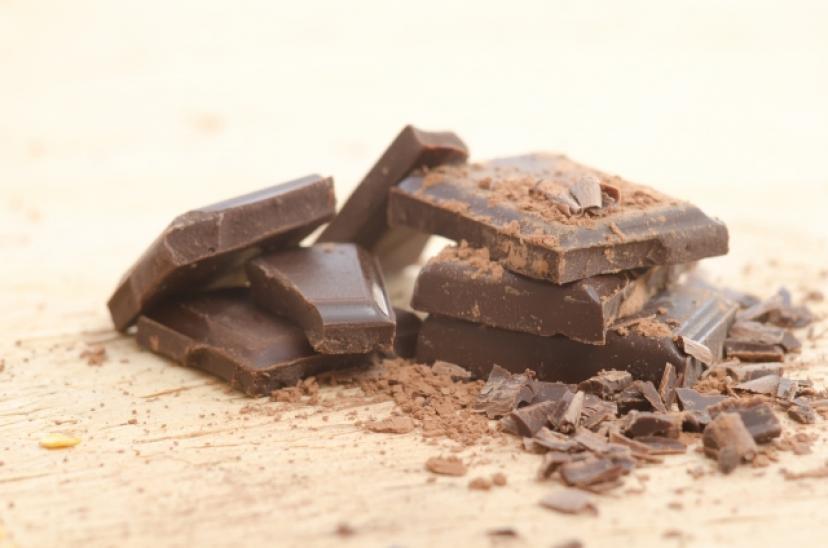 フリー素材、チョコレート