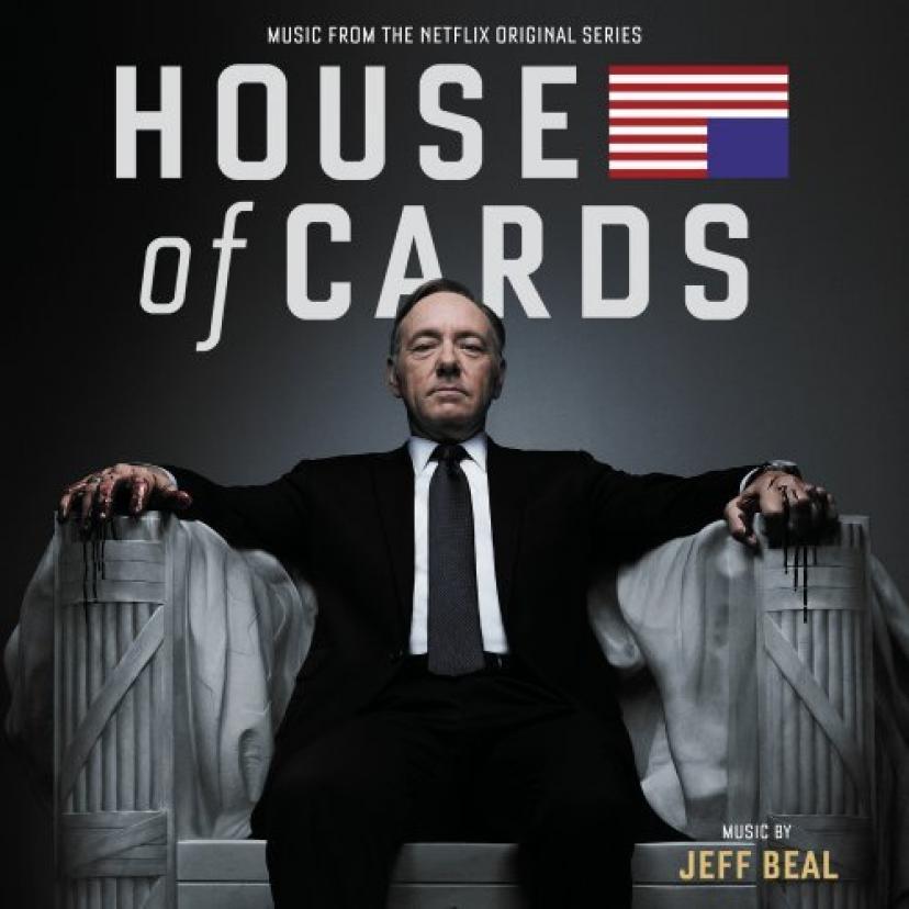 ケヴィン・スペイシー『ハウス・オブ・カード』CD