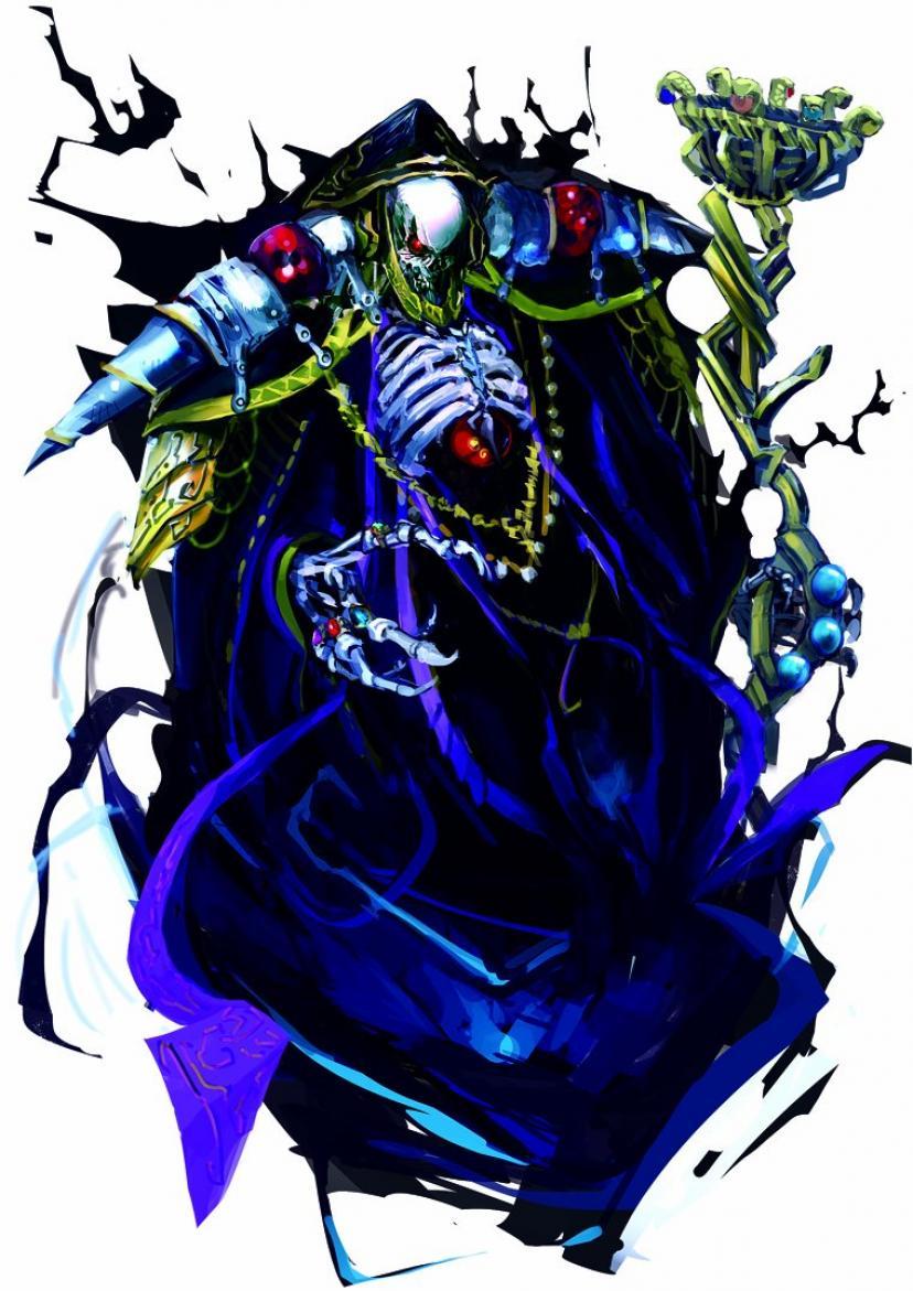 オーバーロード1 不死者の王