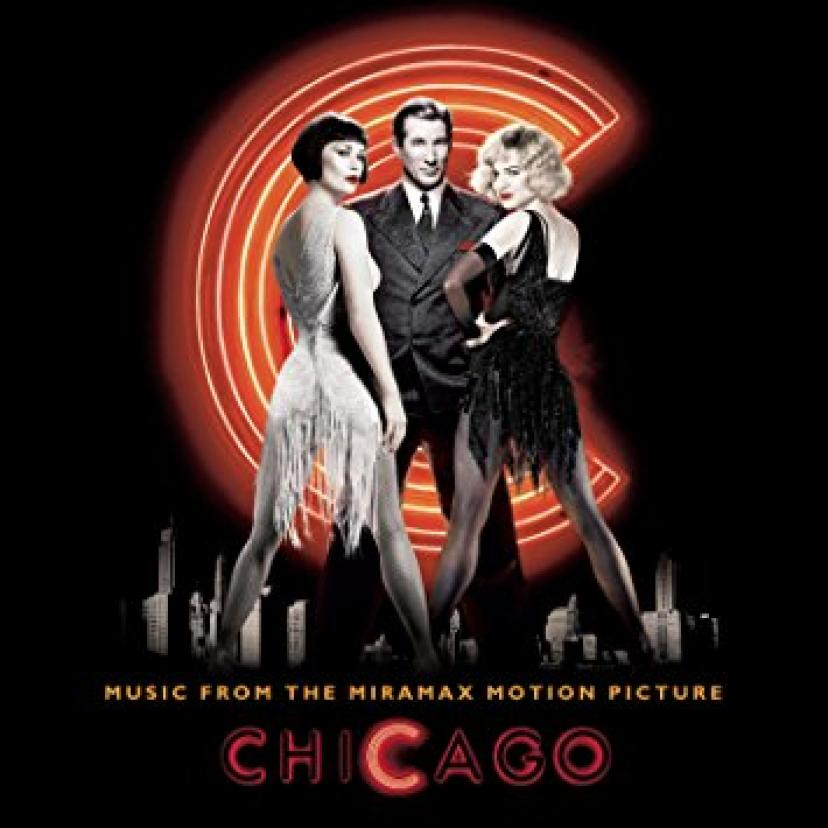 『シカゴ』CD