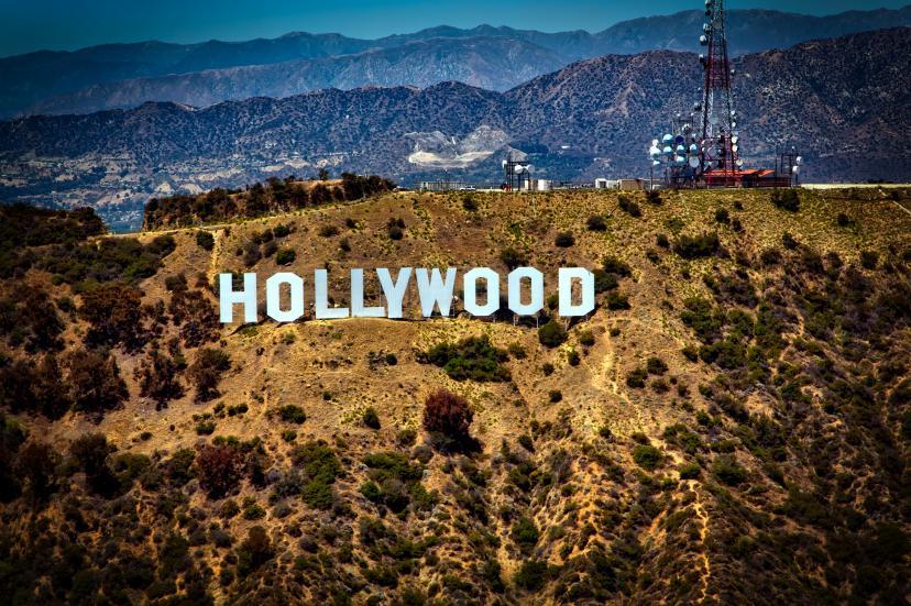 ハリウッド (フリー画像)