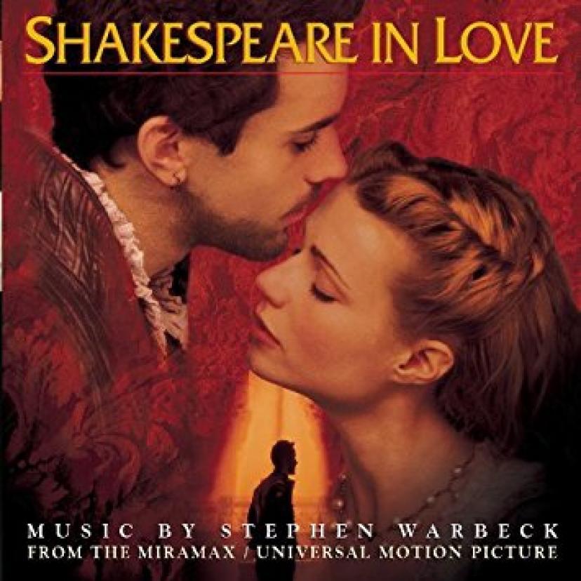 『恋に落ちたシェイクスピア』CD