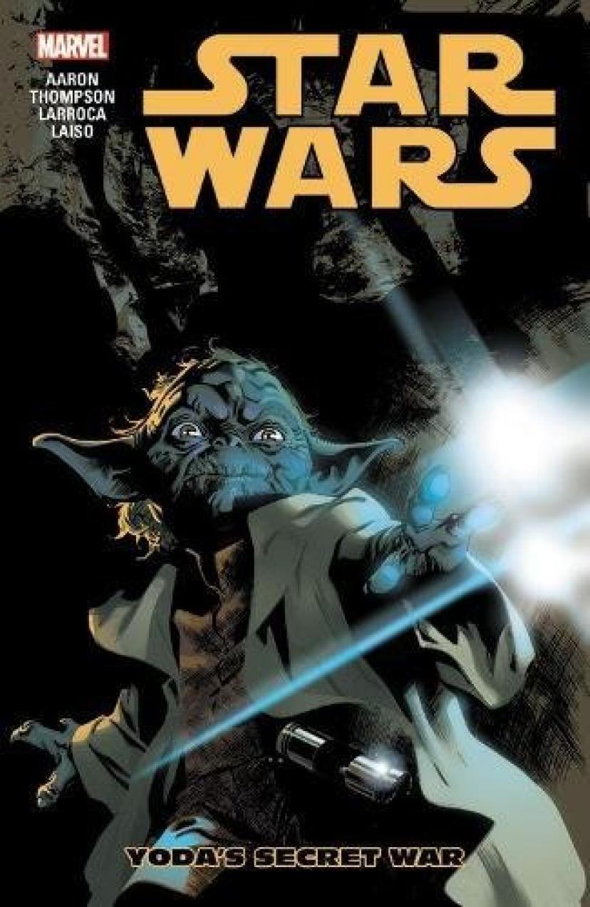 Star Wars Vol. 5: Yoda's Secret War (Star Wars (Marvel))【ヨーダ】
