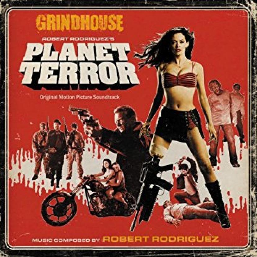 『プラネット・テラー』CD