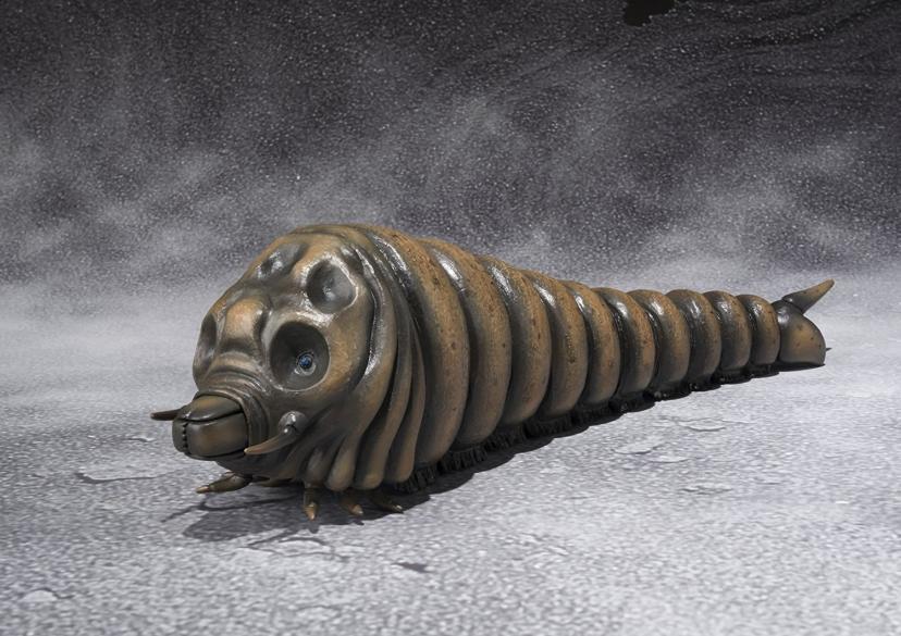 S.H.モンスターアーツ モスラ(幼虫)&バトラ(幼虫)セット