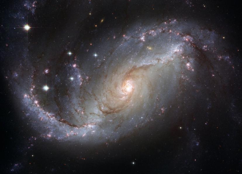 宇宙 (フリー画像)